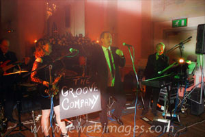 OMD with The Groove Company